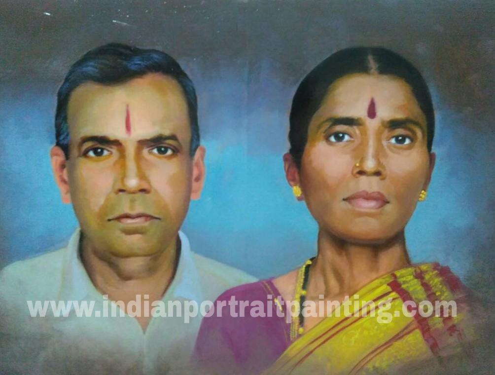 Portrait maker in mumbai