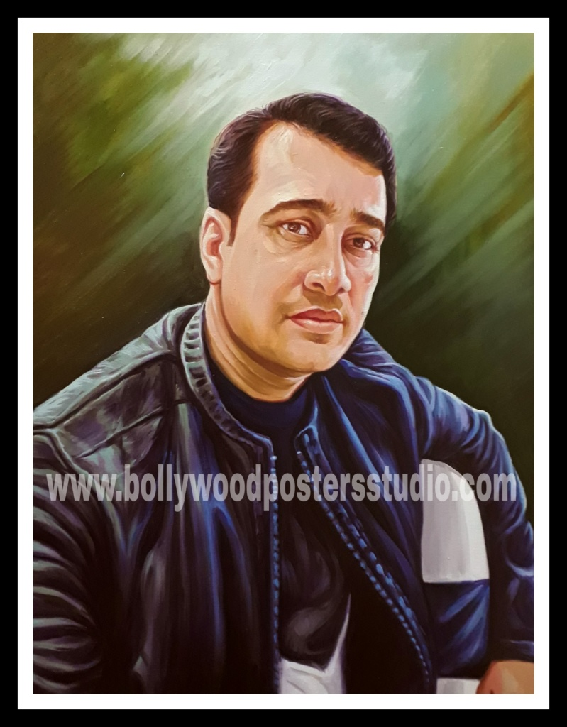 Portrait artist in mumbai