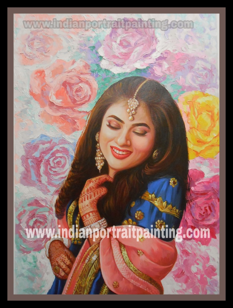 Oil canvas painter in mumbai
